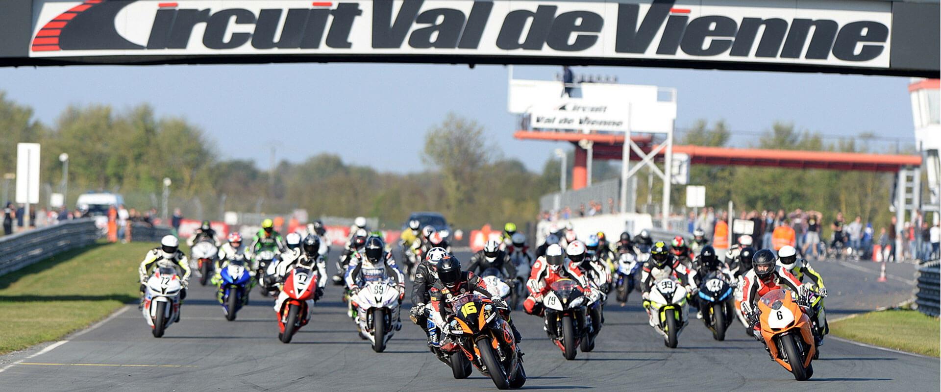 Circuit Val De Vienne Calendrier 2019.Ticket Journee De Roulage 2019 09 15 16